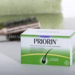 Priorin für Haarausfall bei Frauen